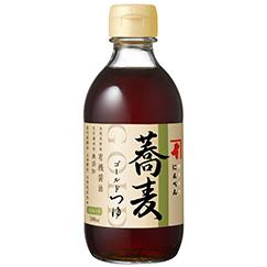 ゴールドつゆ 蕎麦 300ml (ストレート)
