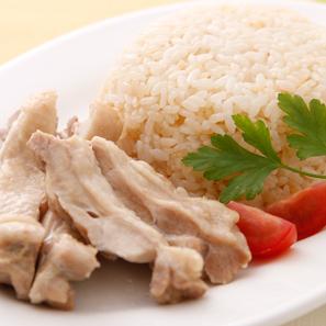 海南鶏飯(別名:カオマンガイ)